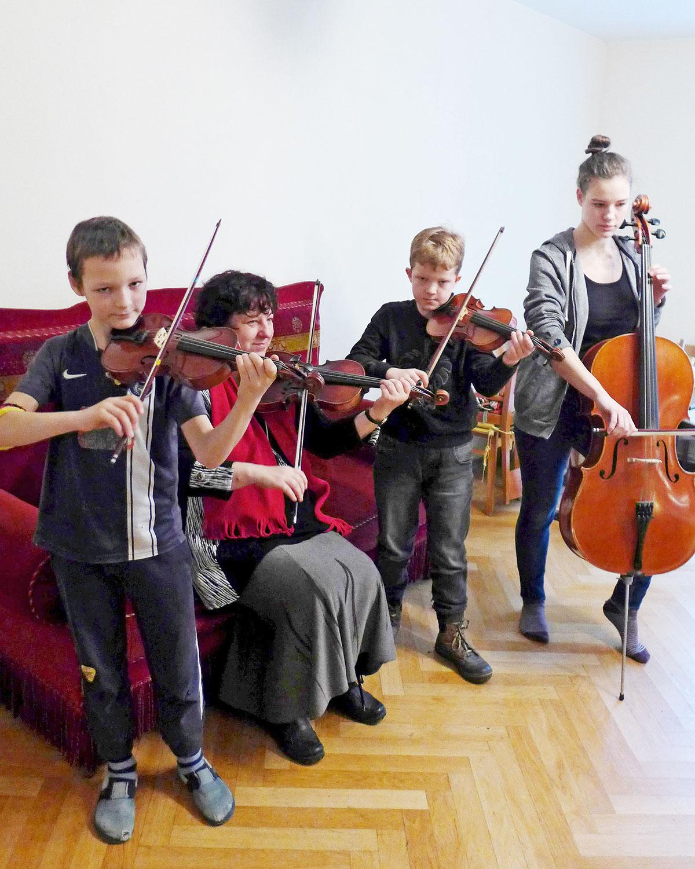 Bruecker-Streichquartett
