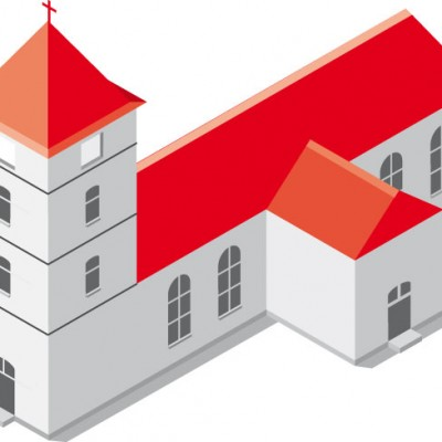 Kirche Brück
