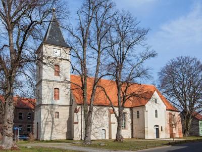 St. Lambertus-Kirche in Brück - Aussenansicht