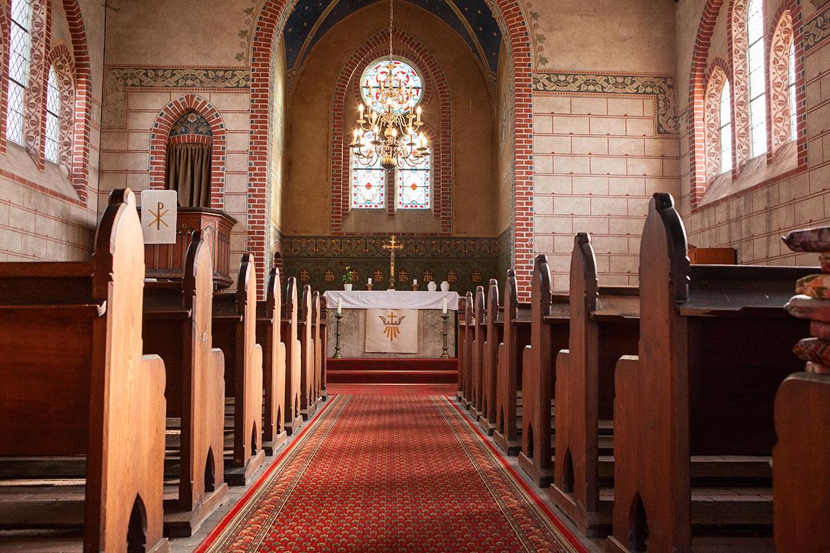 Evangelische Kirche Brück » Trebitz