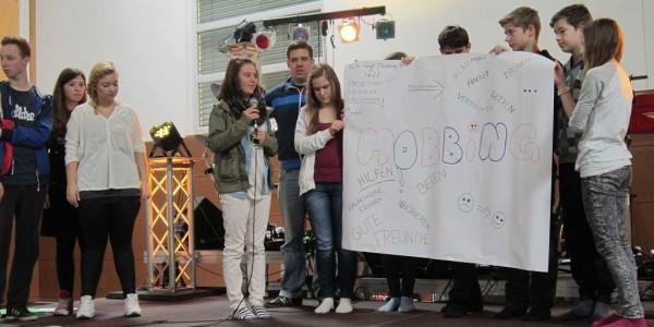 Konfirmandencamp in Mötzow 2014 - Mobbing
