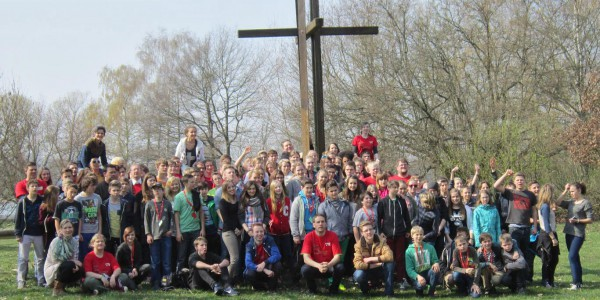 Konfirmandencamp in Mötzow 2014 - Jugendliche
