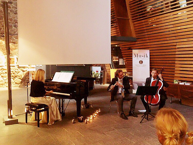 Konzert mit Kathrin D. Weber