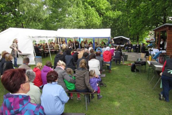 Gemeindefest 2014 in Gömnigk