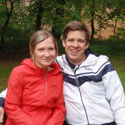 Christiane und Jan Schneider - Mitarbeiter des CVJM Region Bad Belzig e.V.