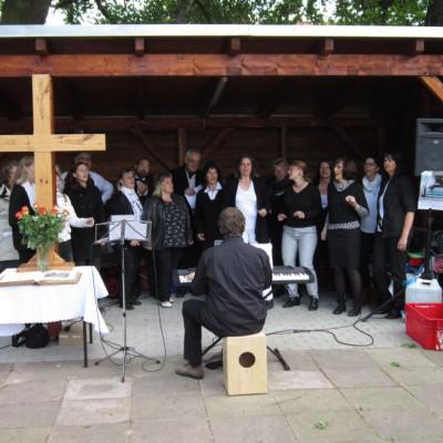 Gemeindefest 2014 - Gospelchor
