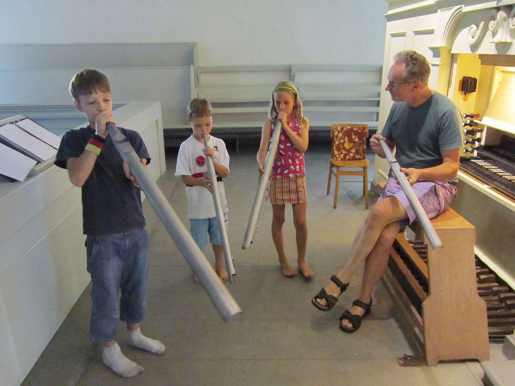 Kinderorgeltage mit Kantor Kuntz