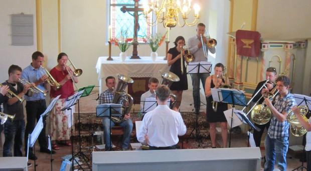Sächsischer Posaunenchor in Gömnigk