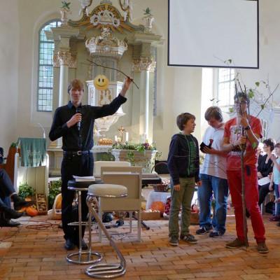 Erntedank in Brück 2014