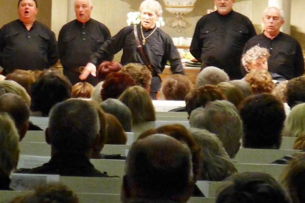 Konzert mit Peter Orloff und den Schwarzmeerkosaken in der Lambertuskirche Brück