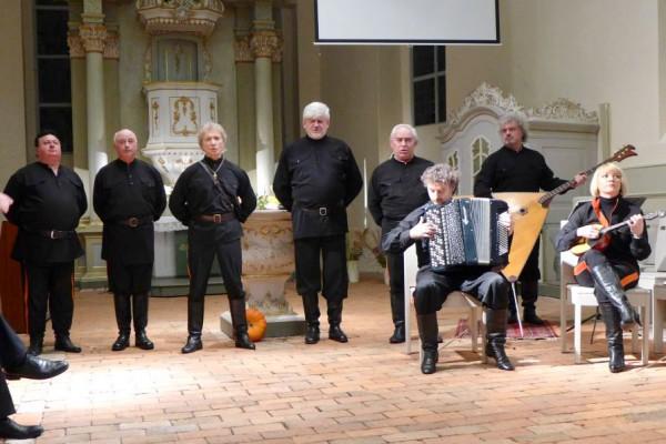 Konzert mit Peter Orloff und den Schwarzmeerkosaken