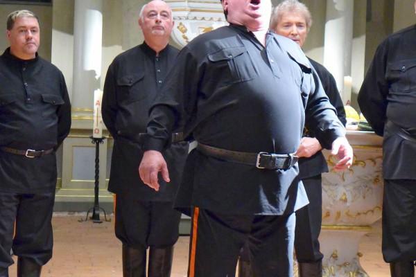 Der große Tenor der Ukraine - Konzert mit Peter Orloff und den Schwarzmeerkosaken