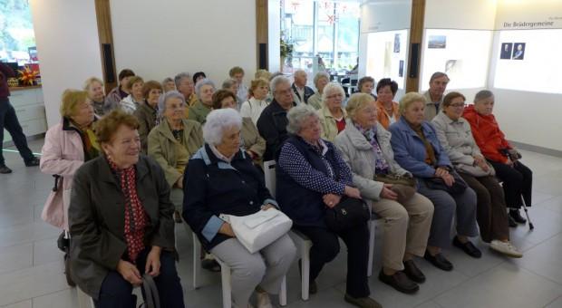 Gemeindeausflug nach Herrnhut 2014