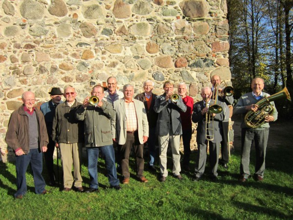 Altbläser-Treffen: Es klingt noch