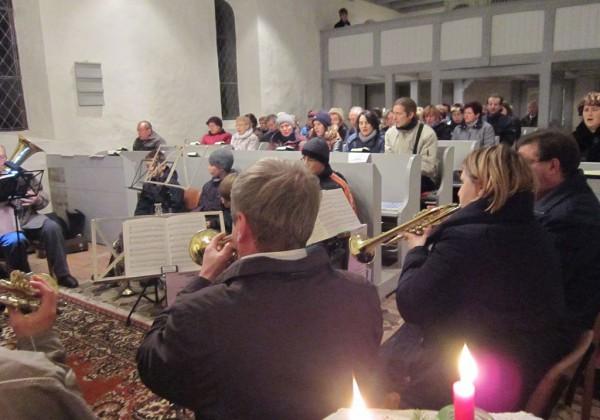 Adventskonzert in Gömnigk