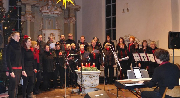 Adventskonzert mit dem Gospelchor in der Lambertuskirche Brück