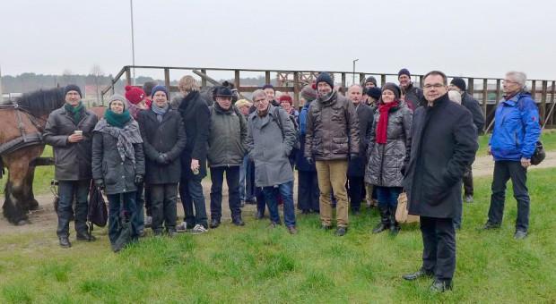 Leiter der Pastoralkollegs EKD besuchten Pfarrbereich Brück