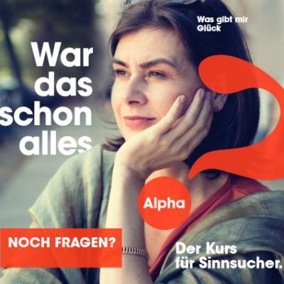 Alphakurs 2015 in Brück