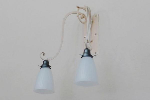 Neue Lampenschirme in der Lambertuskirche