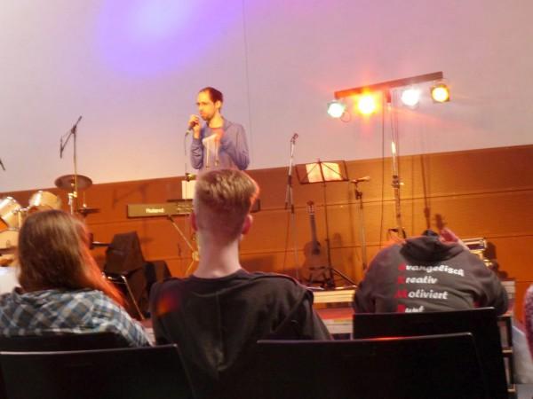Konfirmandencamp Mötzow: evangelisch kreativ motiviert bunt