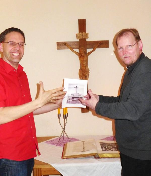 Wem gehört der Jesus von Brück? Ungelöste katholisch-evangelische Geschichte