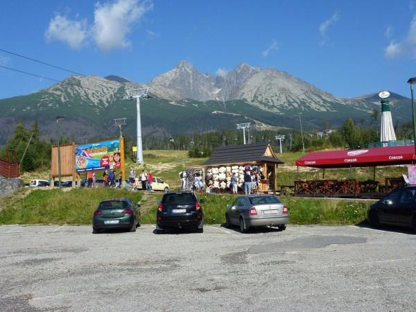 Gemeindenachmittag mit Roland Hoffmann: Hohe Tatra und deutsche Touristen