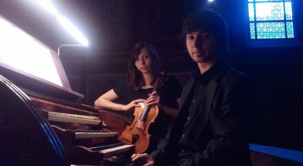 Frühlingskonzert in der Kirche zu Rottstock mit Isabella Jakubowska-Bialas und Karol Bialas