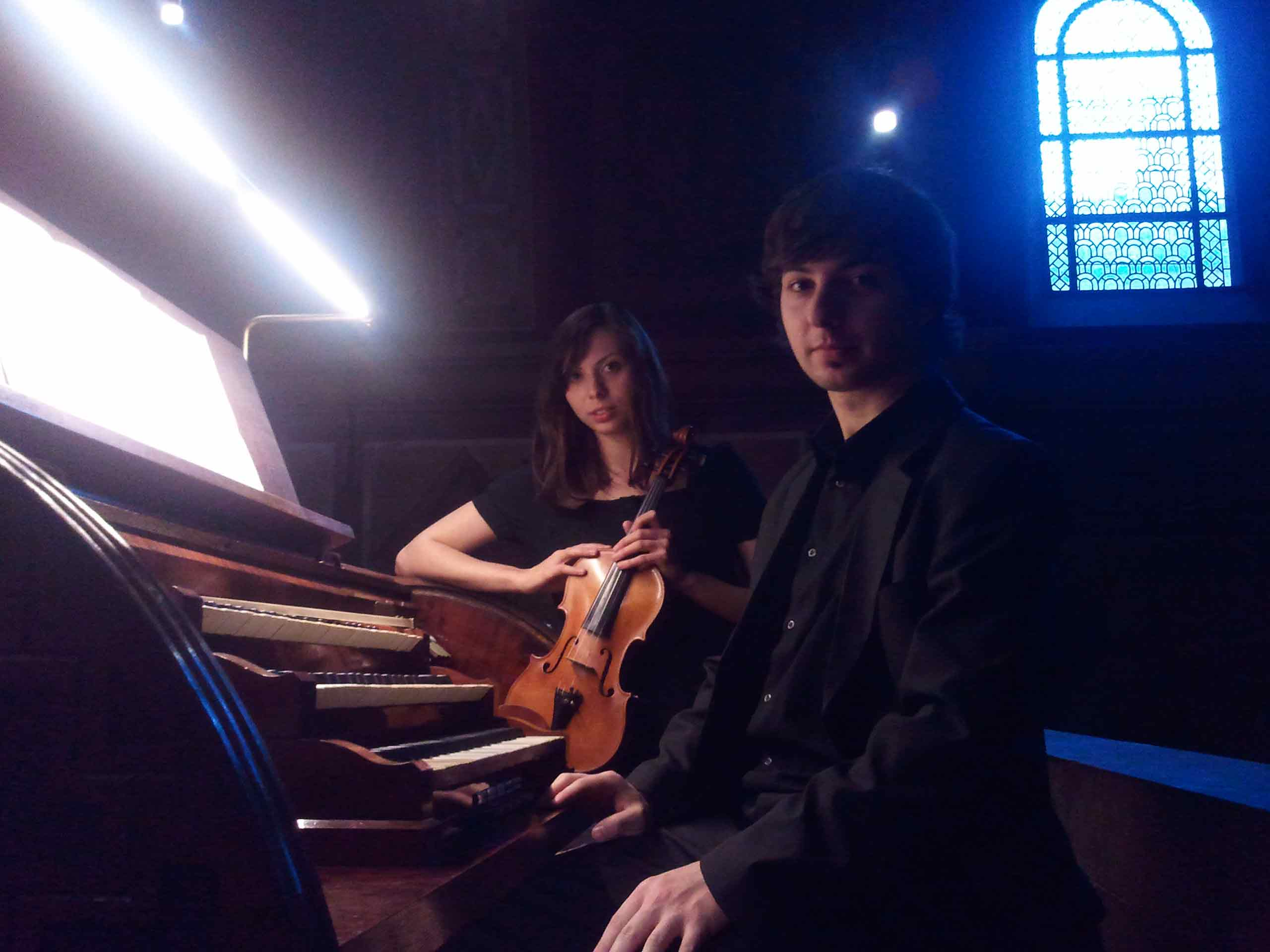 Isabella Jakubowska-Bialas und Karol Bialas