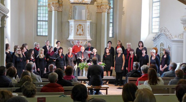 Sommerkonzert mit dem Brücker Gospelchor