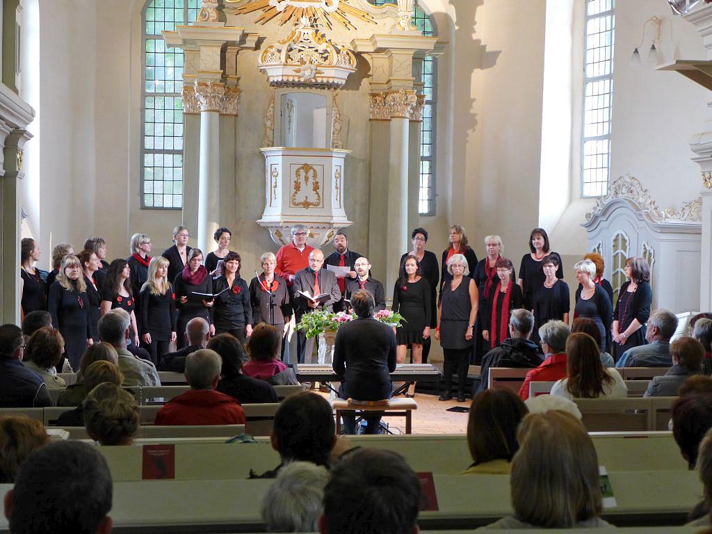 Gospelchor Sommerkonzert