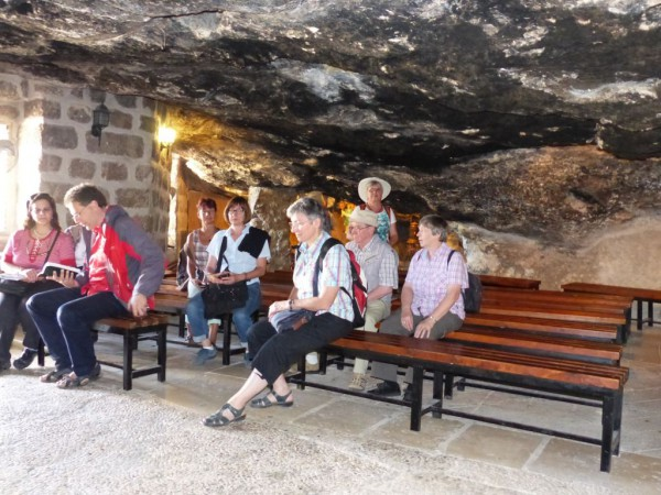 Israelreise - Bethlehem Hirtenfeld