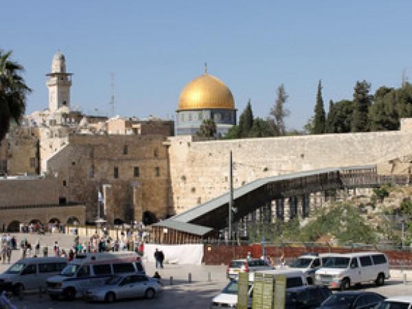Israelreise - Jerusalem