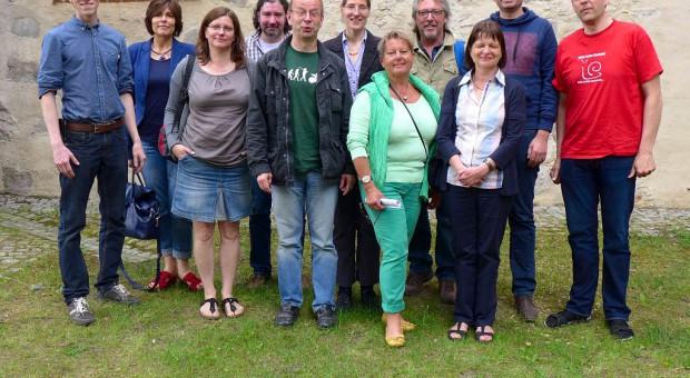 Pfarrer aus Kirchenkreis Wolfburg-Wittingen zu Gast im Pfarrbereich Brück