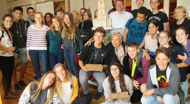 Le Chaim Israel Belzig – 10 Jahre Jugendaustausch mit Israel