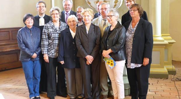 50 Jahre danach - Goldene Konfirmation in Brück