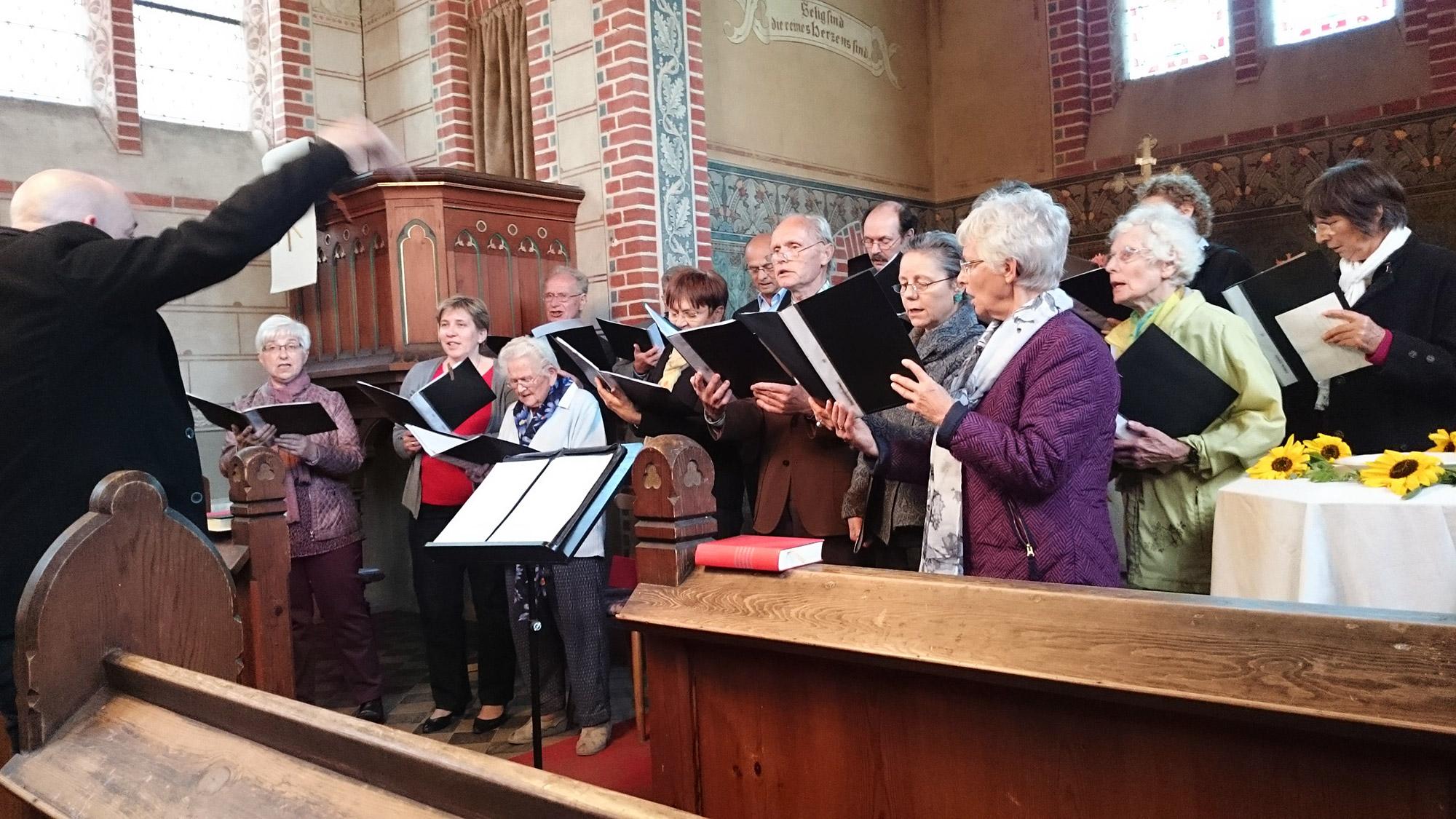 Konzert in Trebitz