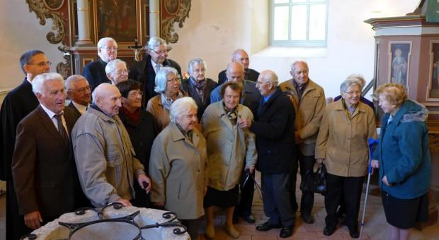 Eiserne Konfirmation 2015 in Brück-Rottstock