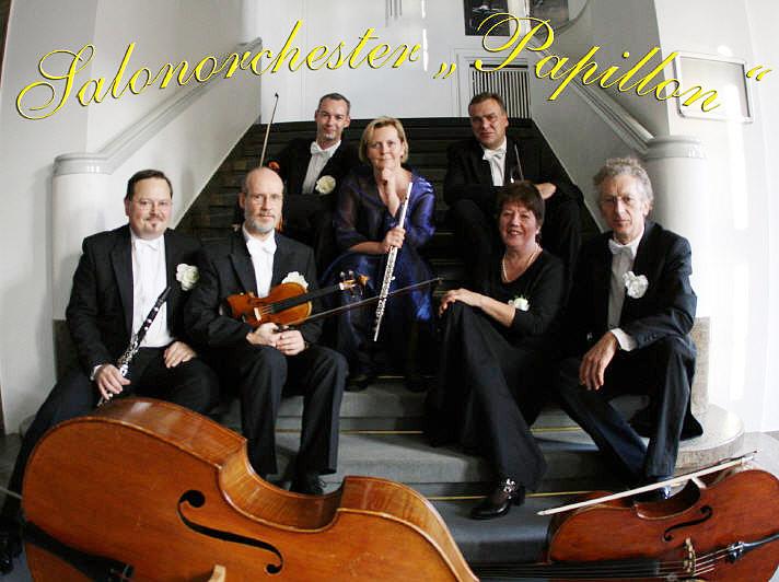 Salonorchester Papillon