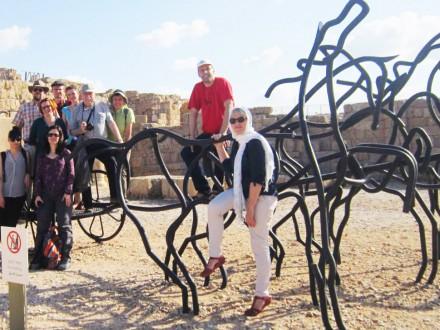 Israel-Reise 2015