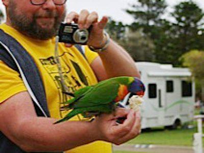 Sehnsucht Australien - ein Bildervortrag mit Pfarrer Michael Dürrschlag