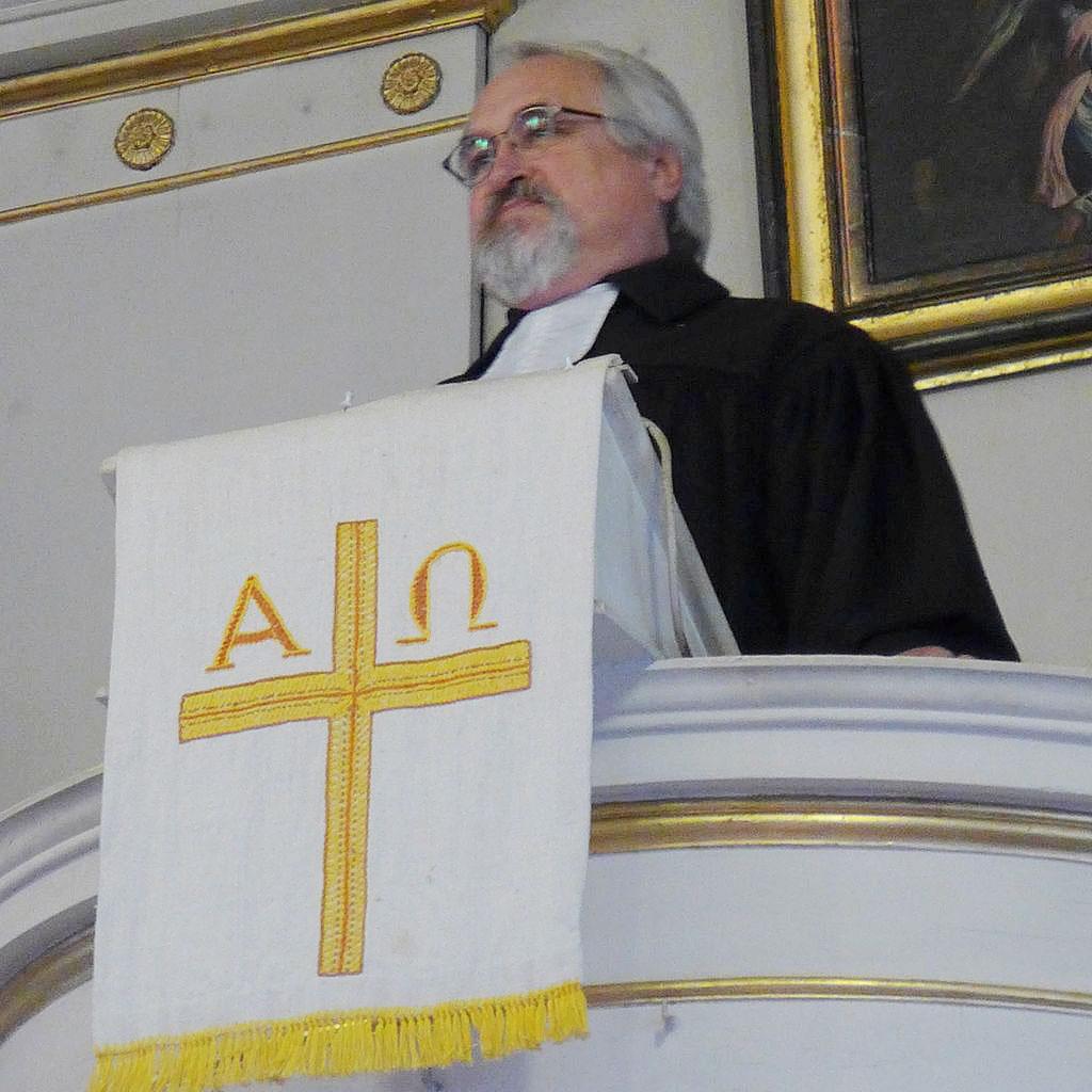 Evangelische Pfarrer