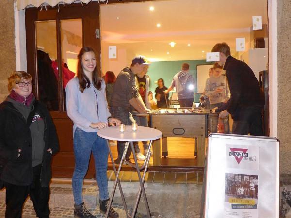 Kirche muss nicht immer oll aussehen - Eröffnung der Jugendräume des CVJM Region Bad Belzig