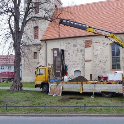 Neue Ansichten in Brück! - Ausstellung zur Reformation