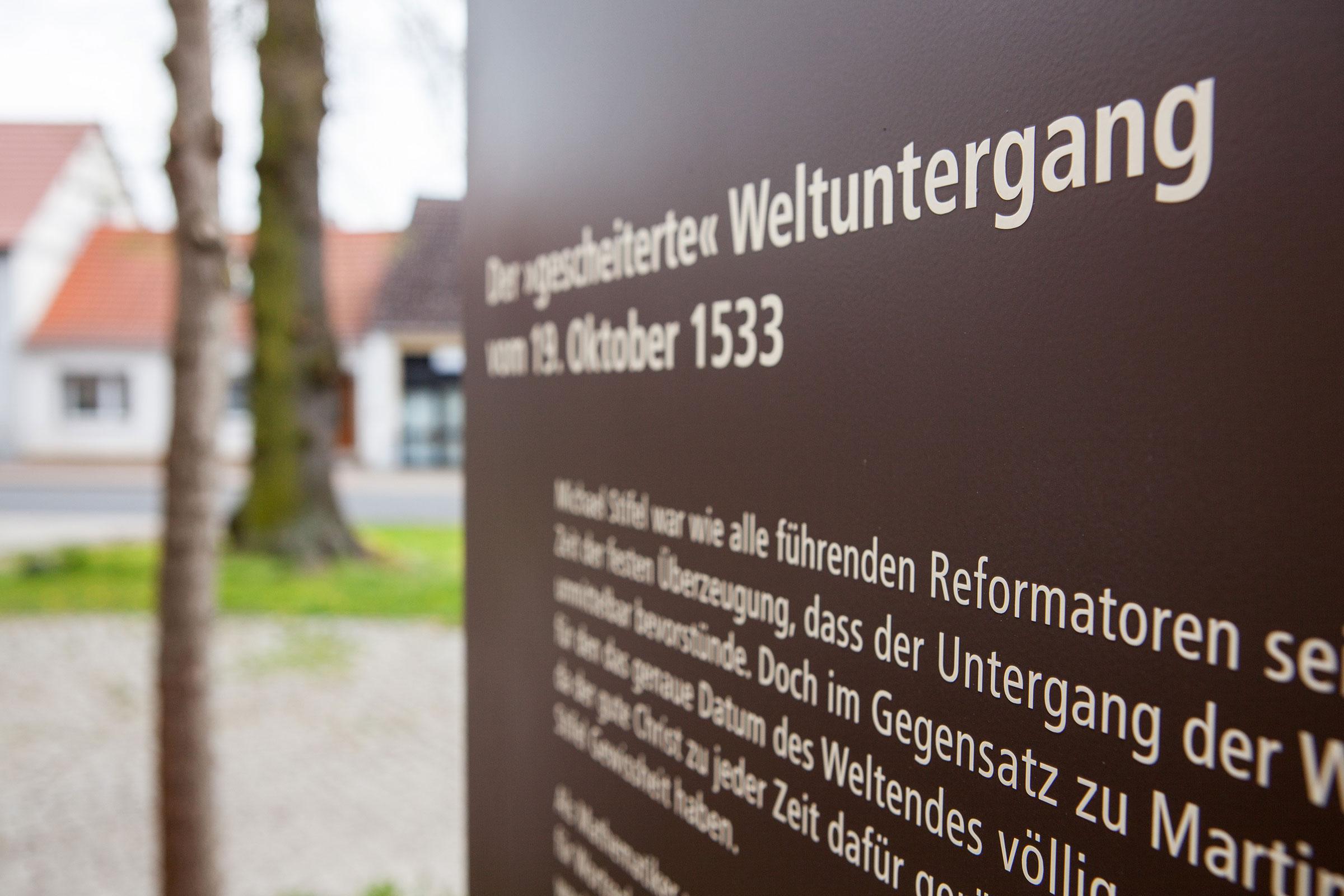 Reformation in Brück