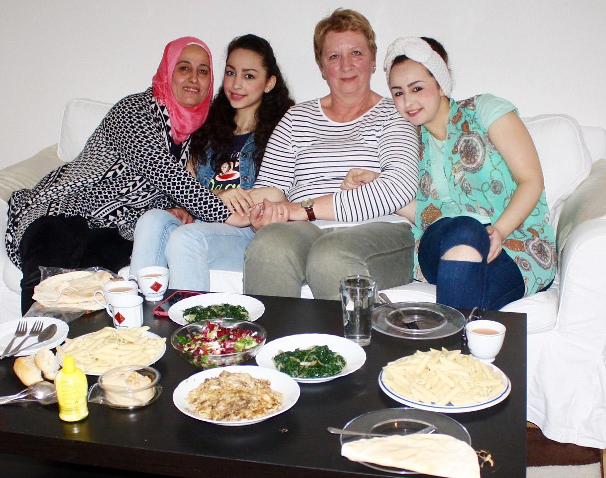 Palästinänsische Syrer