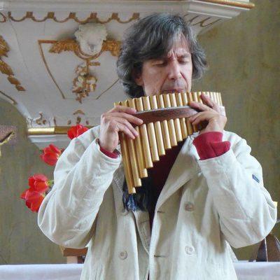 Dobrin Stanislawow Konzert in der Lambertuskirche Brück