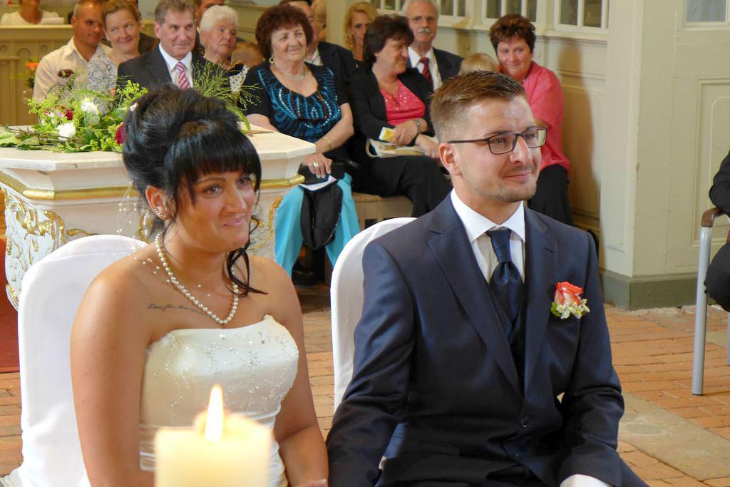 Hochzeit in der Lambertuskirche