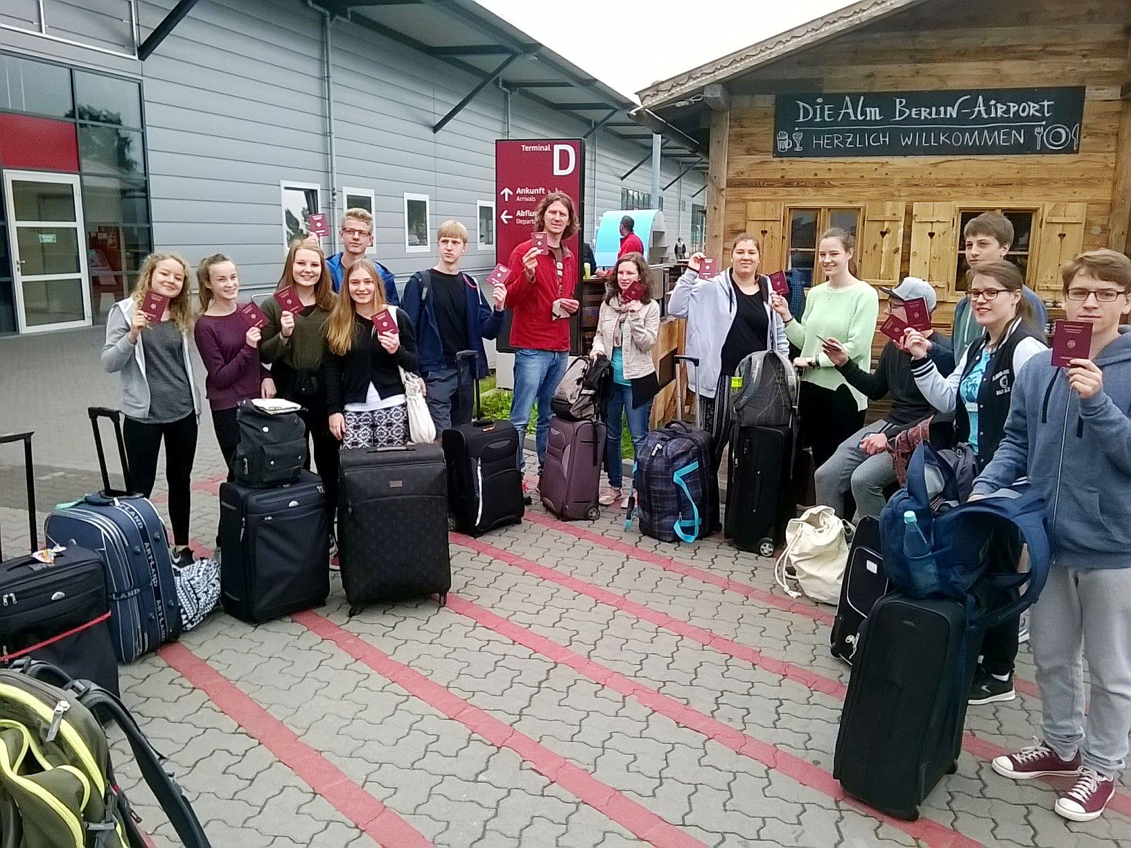 LeChaim Israel-Belzig - Jugendaustausch 2016