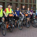 Härtetest für Schwedenfahrer: Radfahren, kochen, schlafen und leben in der freien Natur