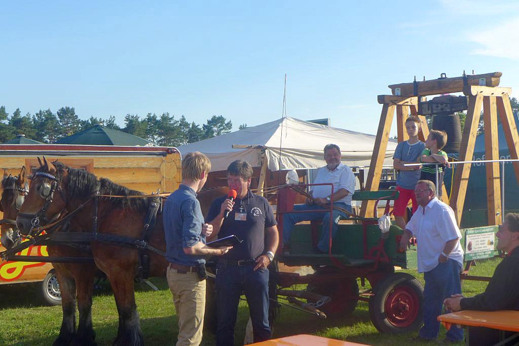 Pferdeschabbatgottesdienst